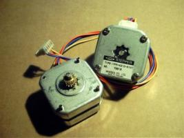12V 1.8 Deg Stepper Motors - 2 pcs.